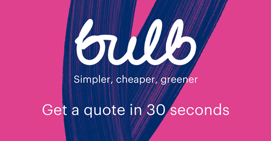 Join Bulb for cheaper electricity